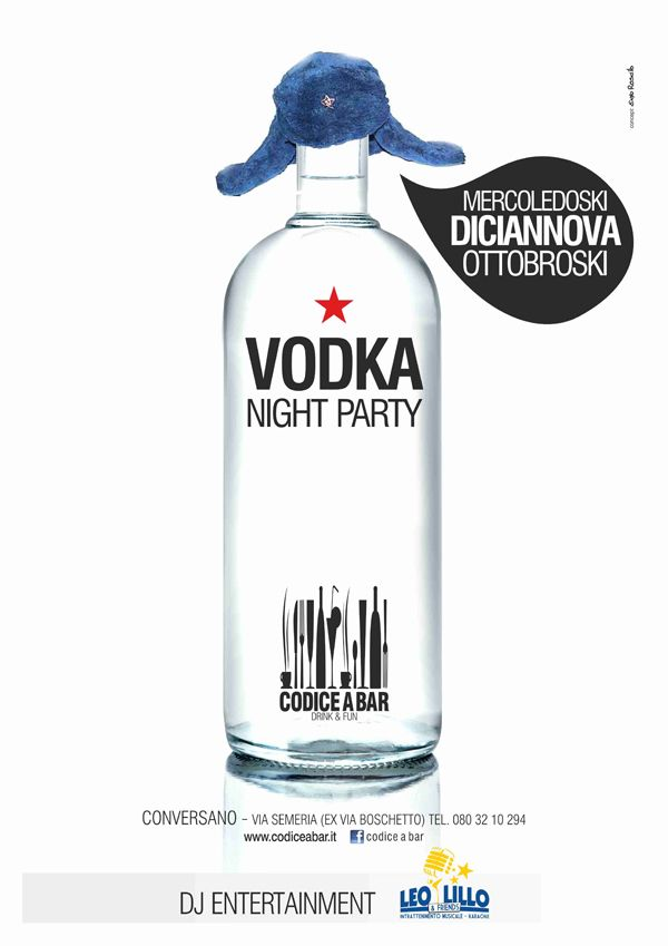 Crazy night party ADV