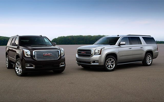 2015 Chevy And Gmc Truck Test Drives Auto