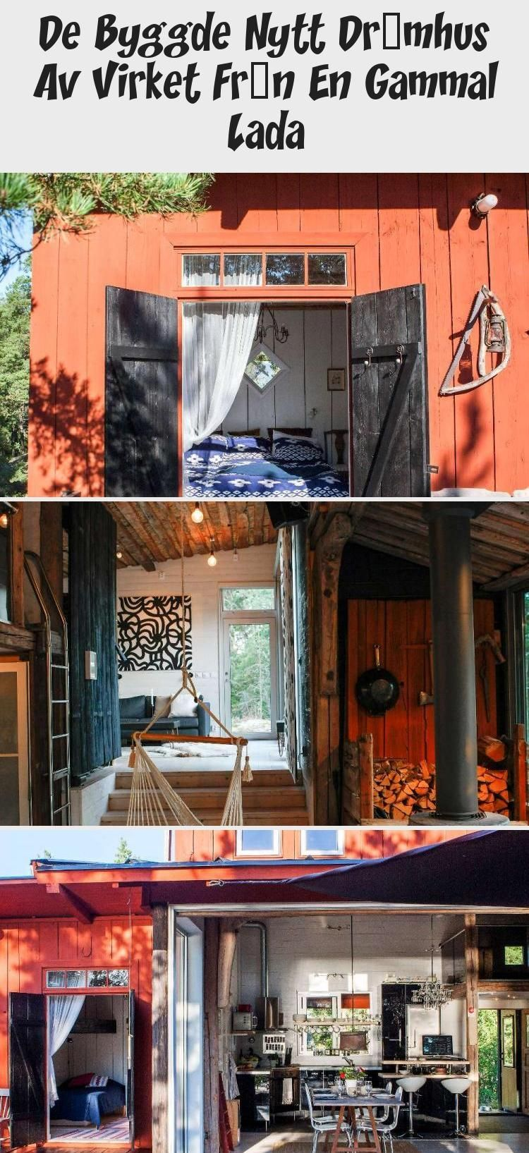 They Built New Dream House Of The Wood From An Old Barn – Home …