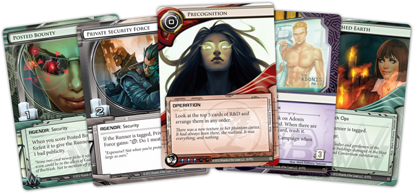 Android: Netrunner | Image | BoardGameGeek