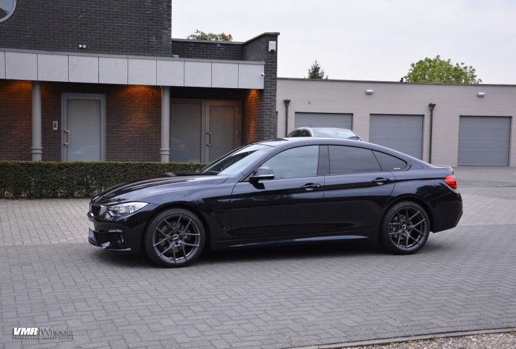 Bmw F32 428i Gran Coupe On Vmr V803 Wheels With Images Gran