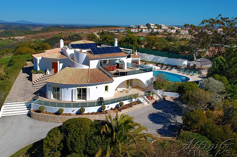 54 Santo Antonio Villa In Algarve Private Pool Book Online Located At A High Point