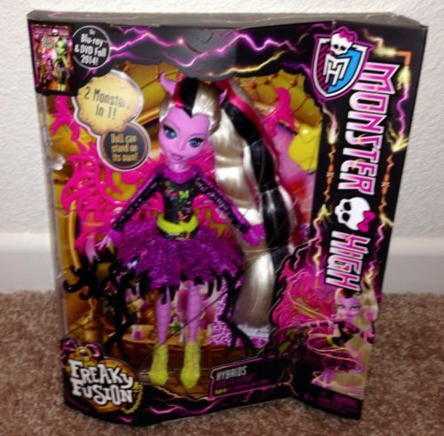 Monster High Freakie Fusion Hybrids BONITA FEMUR NEW Just Released IN HAND