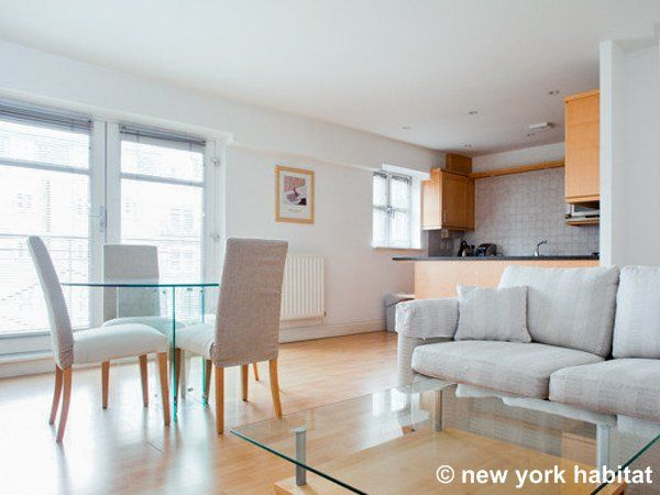 A Bright And Modern Two Bedroom With A Private Balcony In Southwark London Http Www Nyhabitat Com London Apartment Furnished Apartment London Accommodation