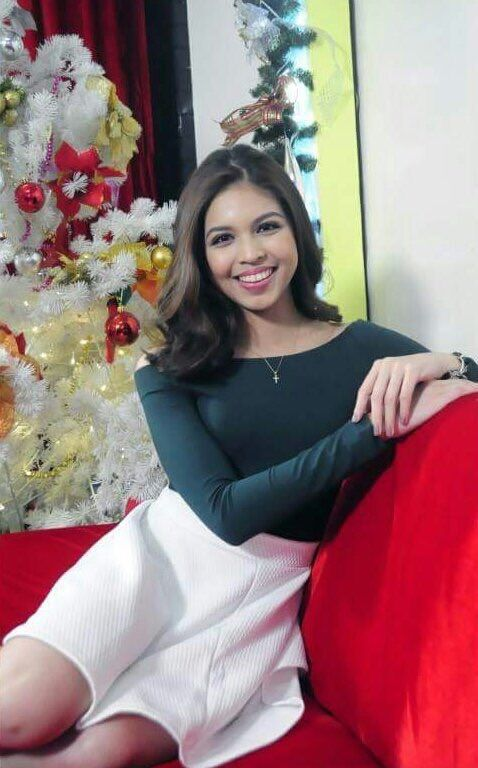 Spskrismasaya Hashtag On Twitter Filipiniana Dress Long Sleeve Dress Maine Mendoza