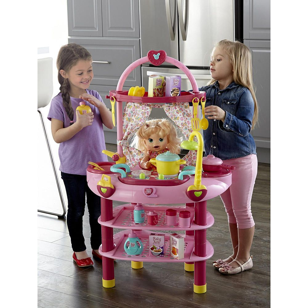 Baby Alive Doll 3 in 1 Cook 'n Care is the ultimate
