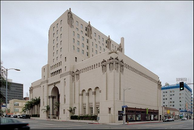 The Elk S Lodge No 99 Park Plaza Hotel Is Located At 607 Park View Street Just Off Wilshire Boulevard Near Downtow Los Angeles Hotels Park Plaza Hotel Hotel