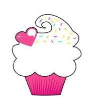 cute cupcake cartoon images | Cute Cupcake :) PNG by ...