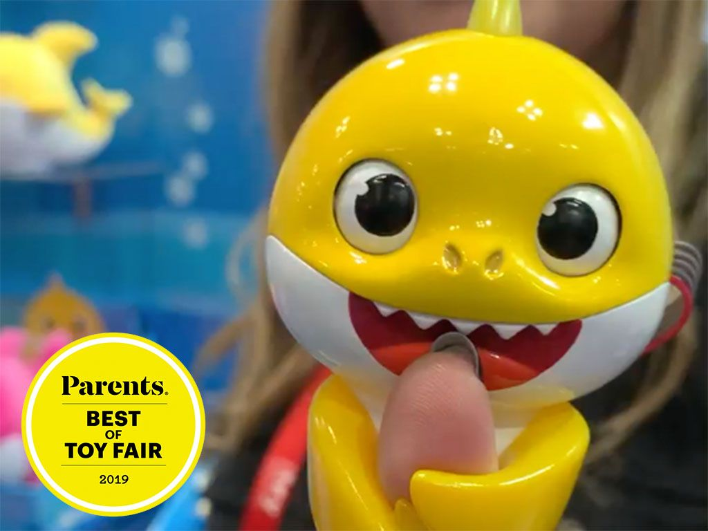 From Baby Shark Fingerlings to Dragon Hatchimals, Here's