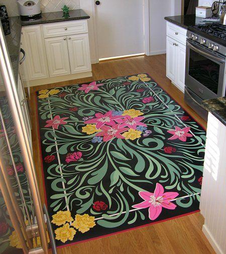 Vinyl Floor Mat