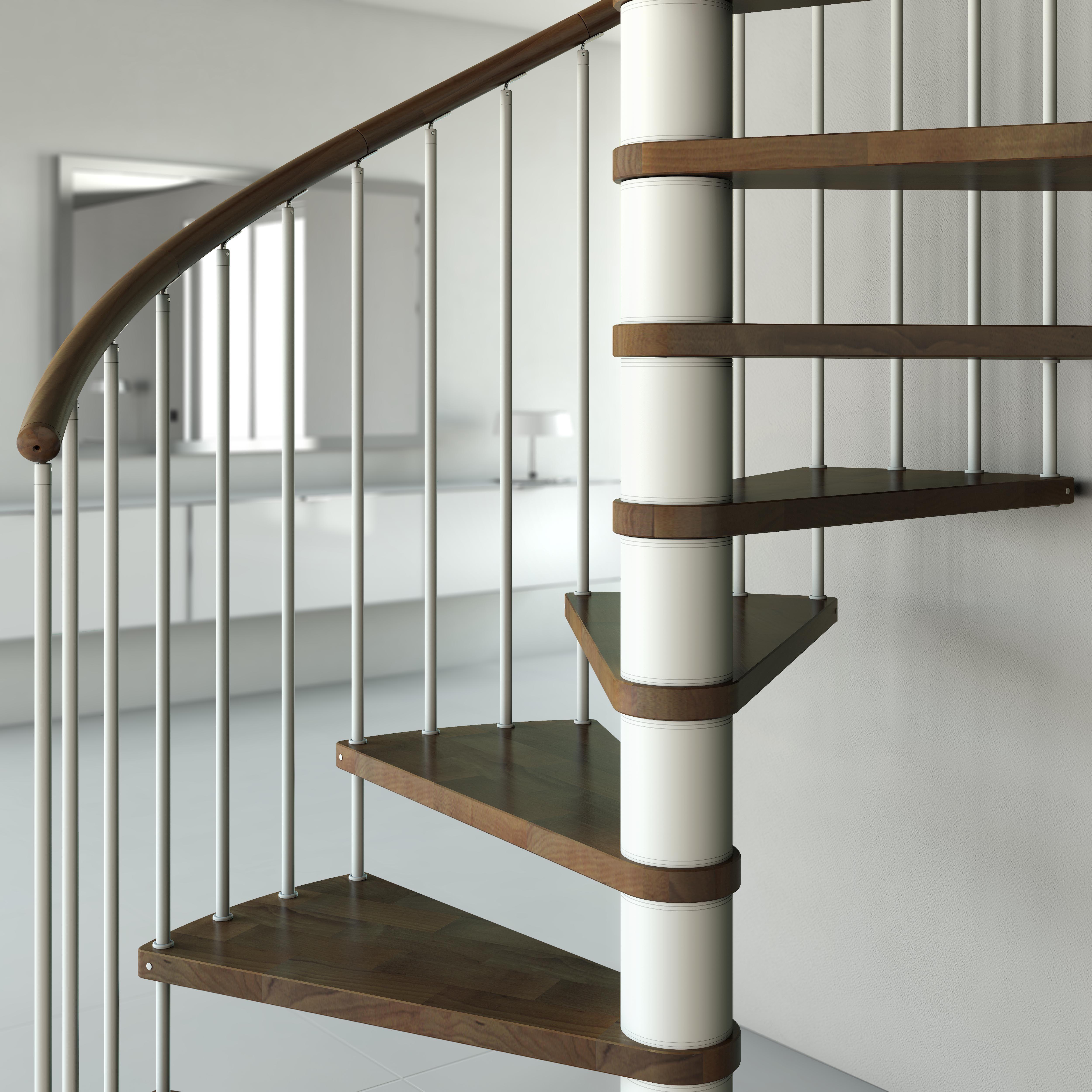 Escalera de caracol Akua-Z - Resistente a la intemperie   Interiors