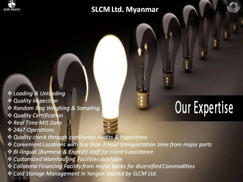 Slcm Ltd Myanmar Abides By The Vision And Mission Of Slcm Group