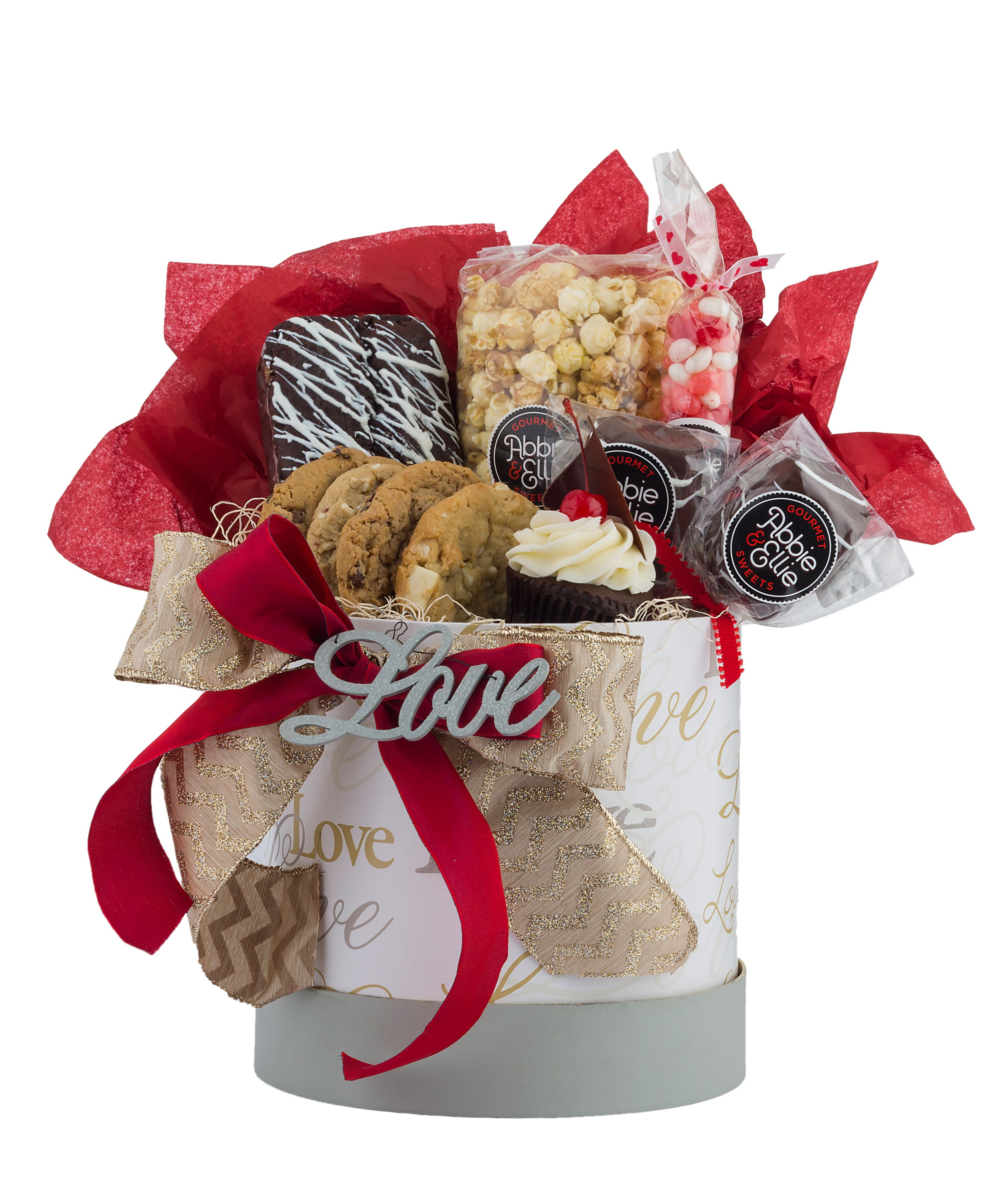 Love Gift Basket $4499 When You Cant Choose Just One
