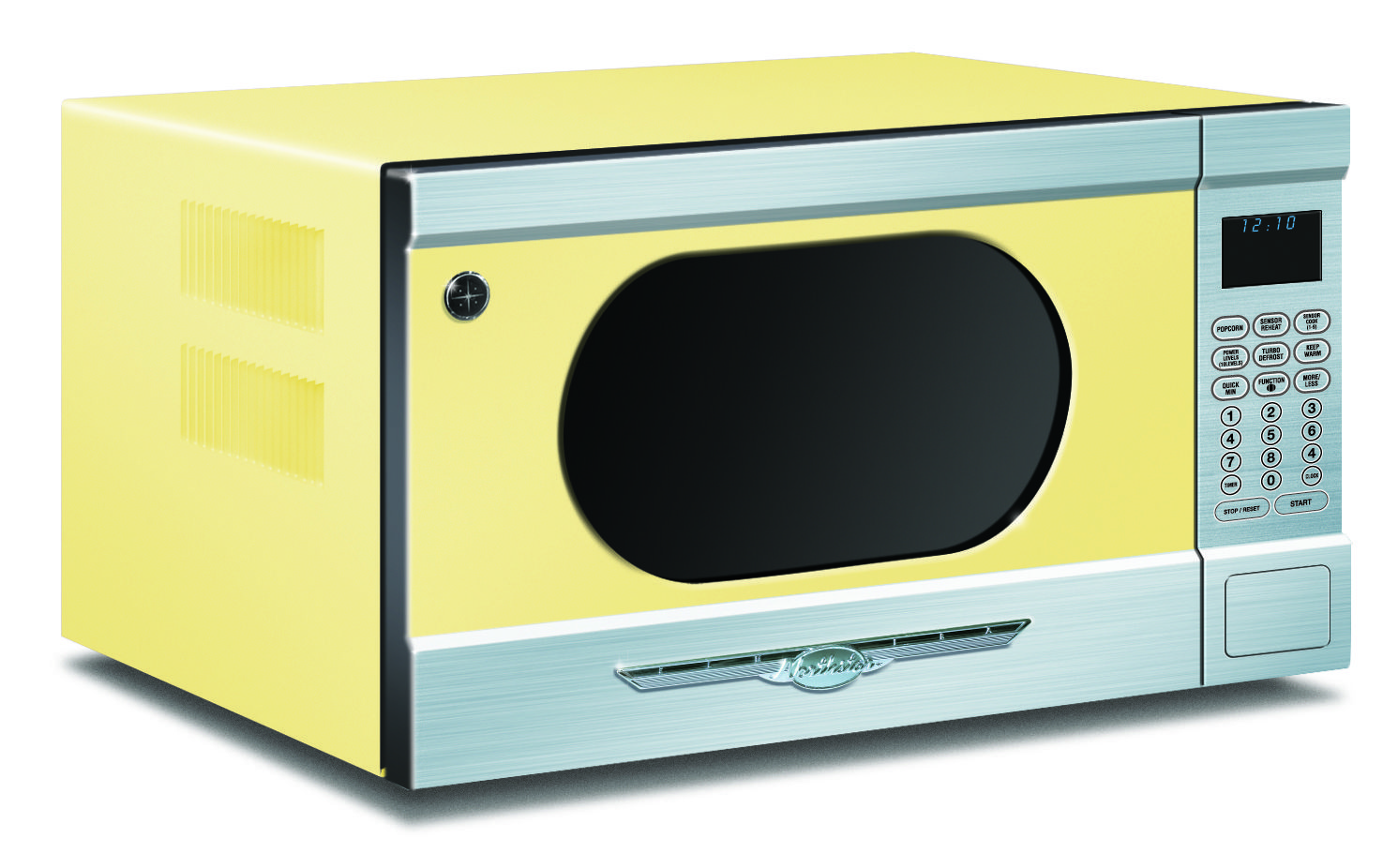 Retro Look Microwave Bestmicrowave