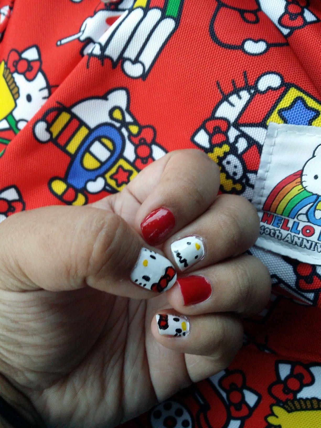 HK Con nail art class with まさこ こじま