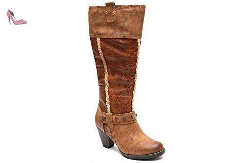 Damen 2 25639 37 410 Plateau Stiefel von Marco Tozzi