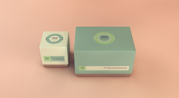 Lovely Package Design by Isabela Rodrigues