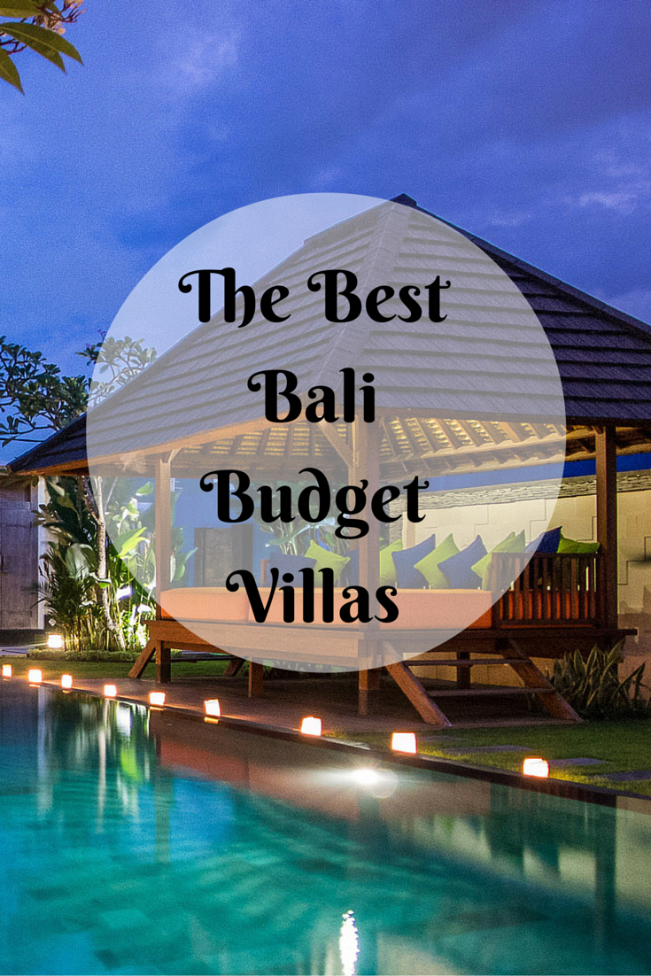 If you think staying in a private villa in Bali is expensive, let us enlighten you with the best Bali budget villas that won't burn a hole in your pocket.