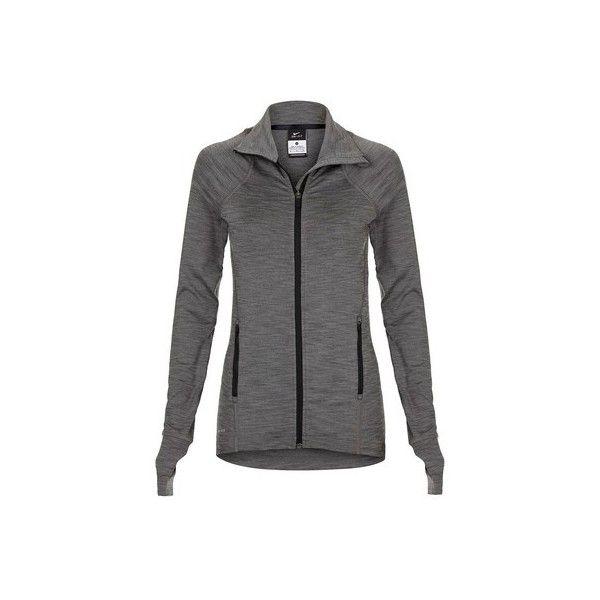 Suministro Residencia maestría  Nike Legend 2.0 Poly Jacket - Grey / Black ($90) ❤ liked on Polyvore  featuring activewear, activewear jac…   Activewear jackets, Clothes design,  Designer activewear