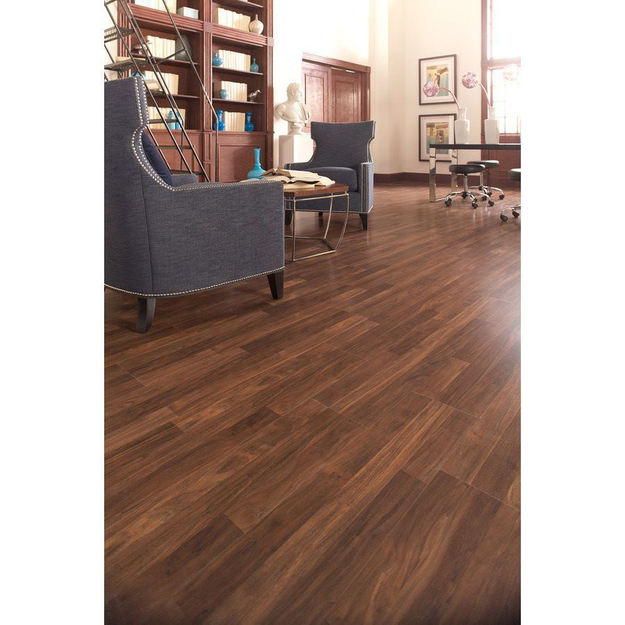 Shop Style Selections X Classic Walnut Laminate Flooring At Lowe S Canada Find Our Selection Of Laminate Flooring At The Lowest Price Guaranteed With Price