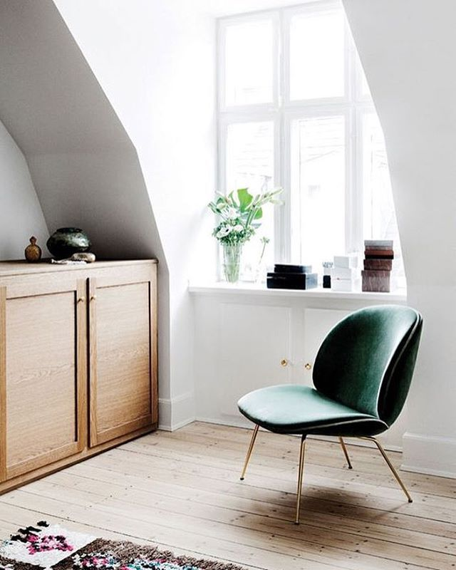 A Beautiful Private Residence In Copenhagen Featuring The