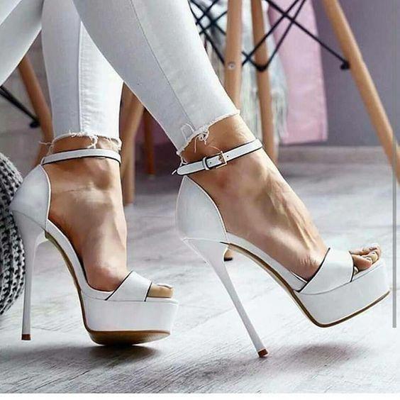 Photo of heeled sandals #HIGHHEELSSANDALS