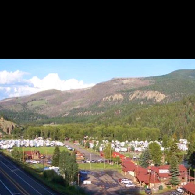 Fun Valley Family Resort South Fork Colorado  This is a