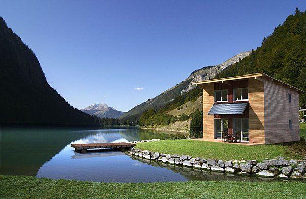 Maison Kokoon-Natur Edition_Au bord du lac INSPIRATIONS