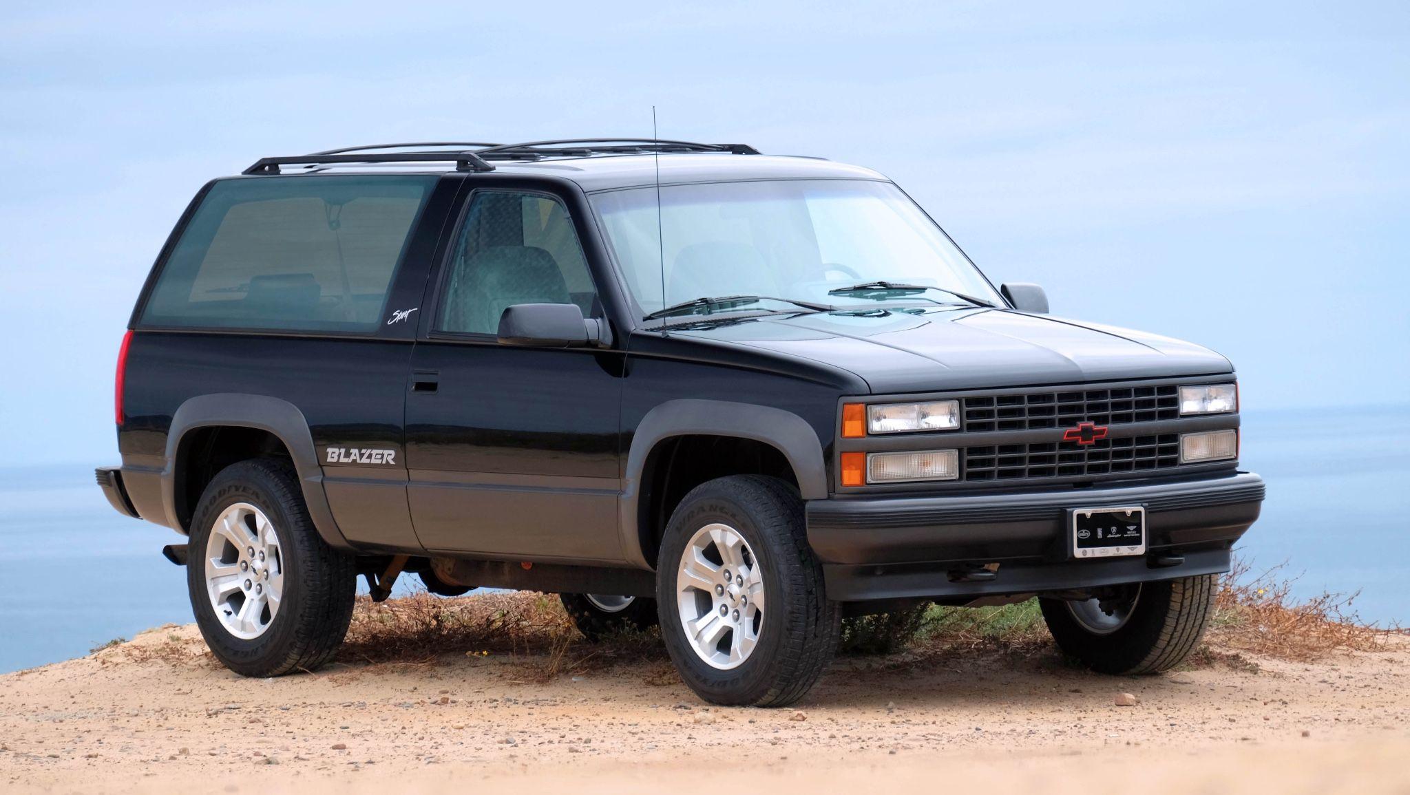 1993 Chevrolet Blazer 4x4 Sport Chevrolet Blazer Chevrolet