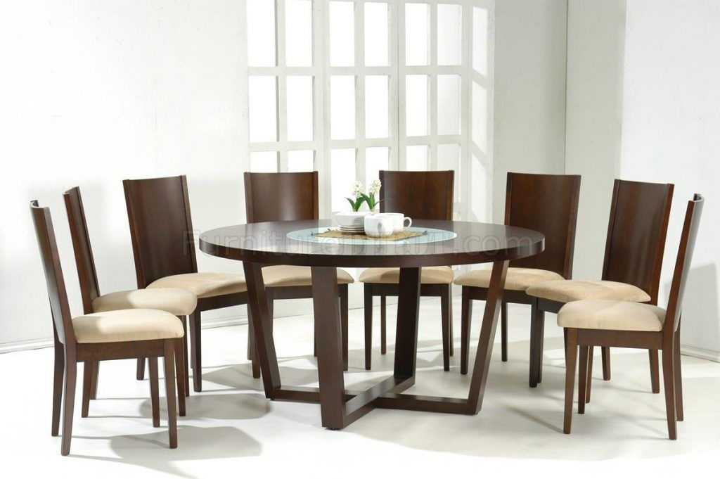 Best White Round Dining Table For 8 Round Dining Room Table
