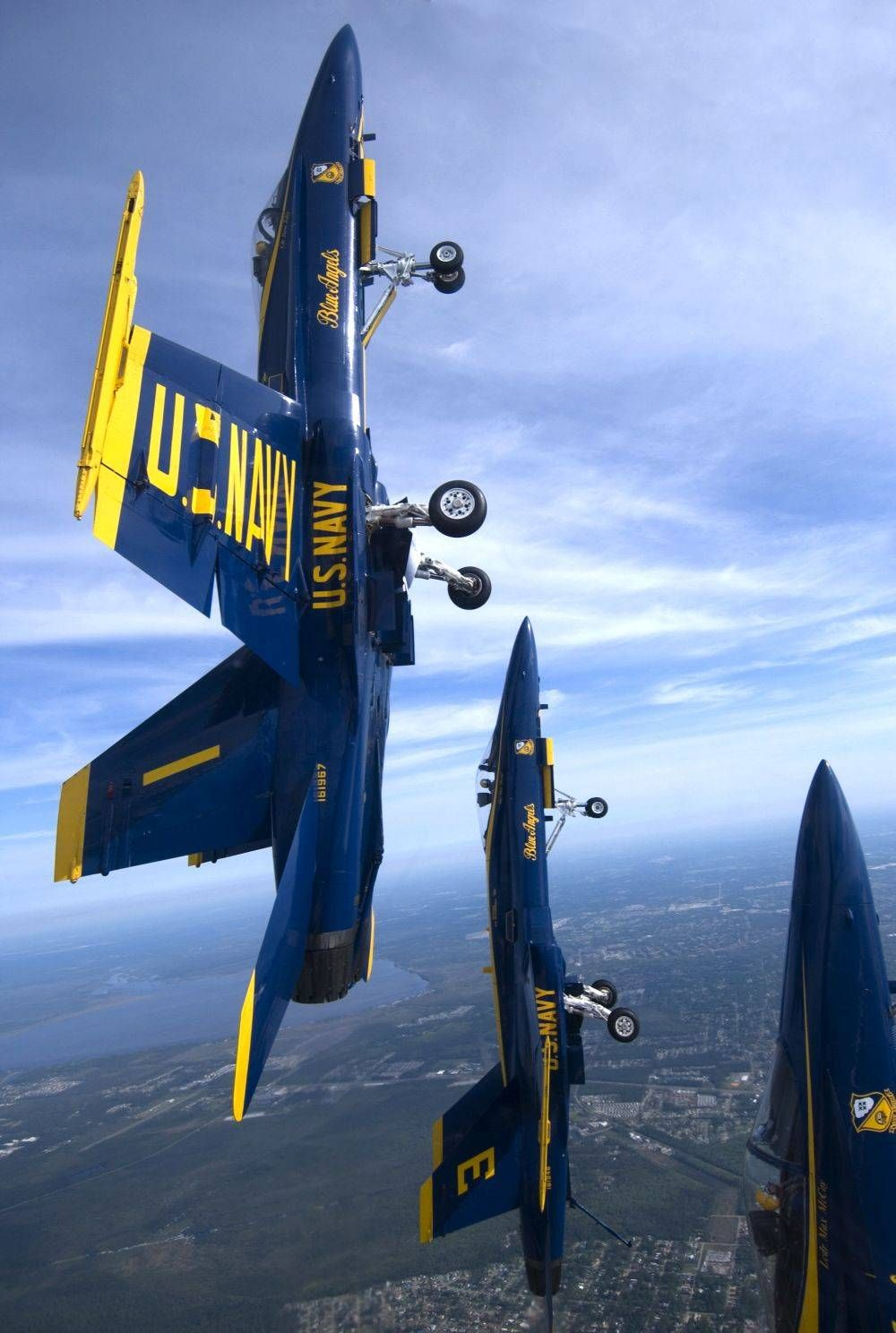 Blue Angels Air Shows in the D.C. Area 2018 Blue angels