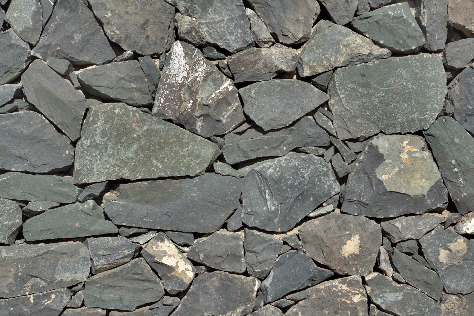 Rock Stone Wall Seamless Texture