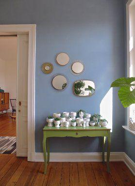 zimmerpflanzen - für ein grünes zuhause! #zimmerpflanzen ... - Vintage Wohnzimmer Grun