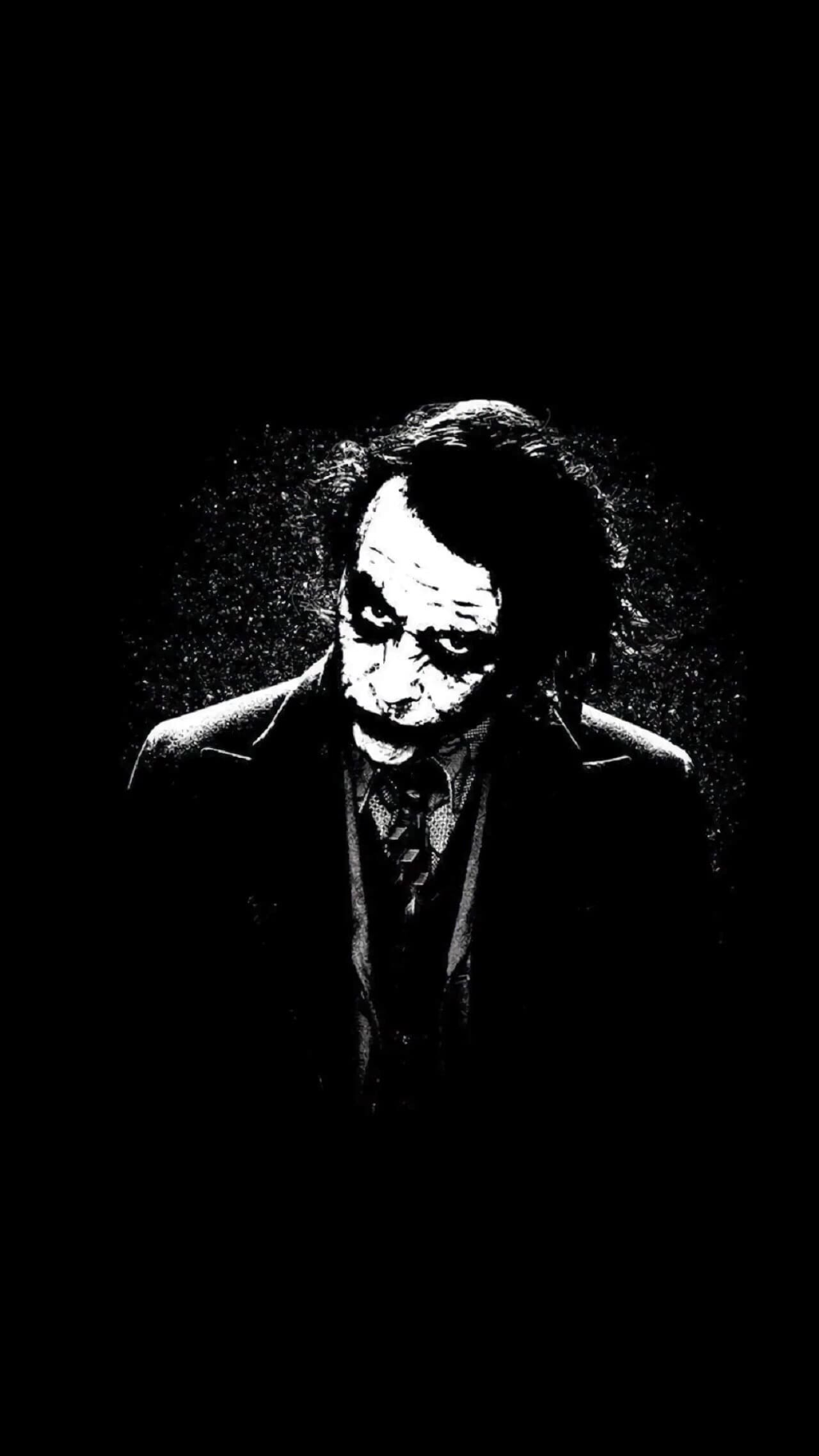 50 خلفية سوداء للايفون Joker Iphone Wallpaper Joker Wallpapers Batman Joker Wallpaper