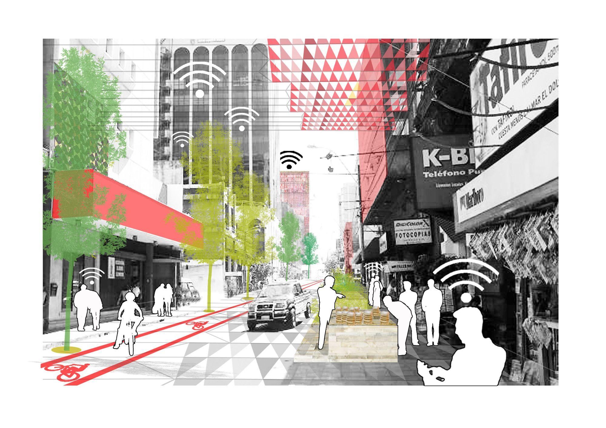 Galería - Ecosistema Urbano nos presenta la propuesta ganadora del Plan CHA en Asunción - 161