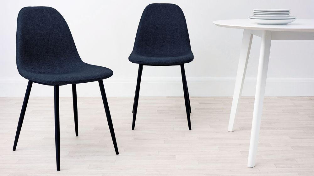 Prime Zilo Fabric Dining Chair Danetti Robin Leather Sofa Inzonedesignstudio Interior Chair Design Inzonedesignstudiocom