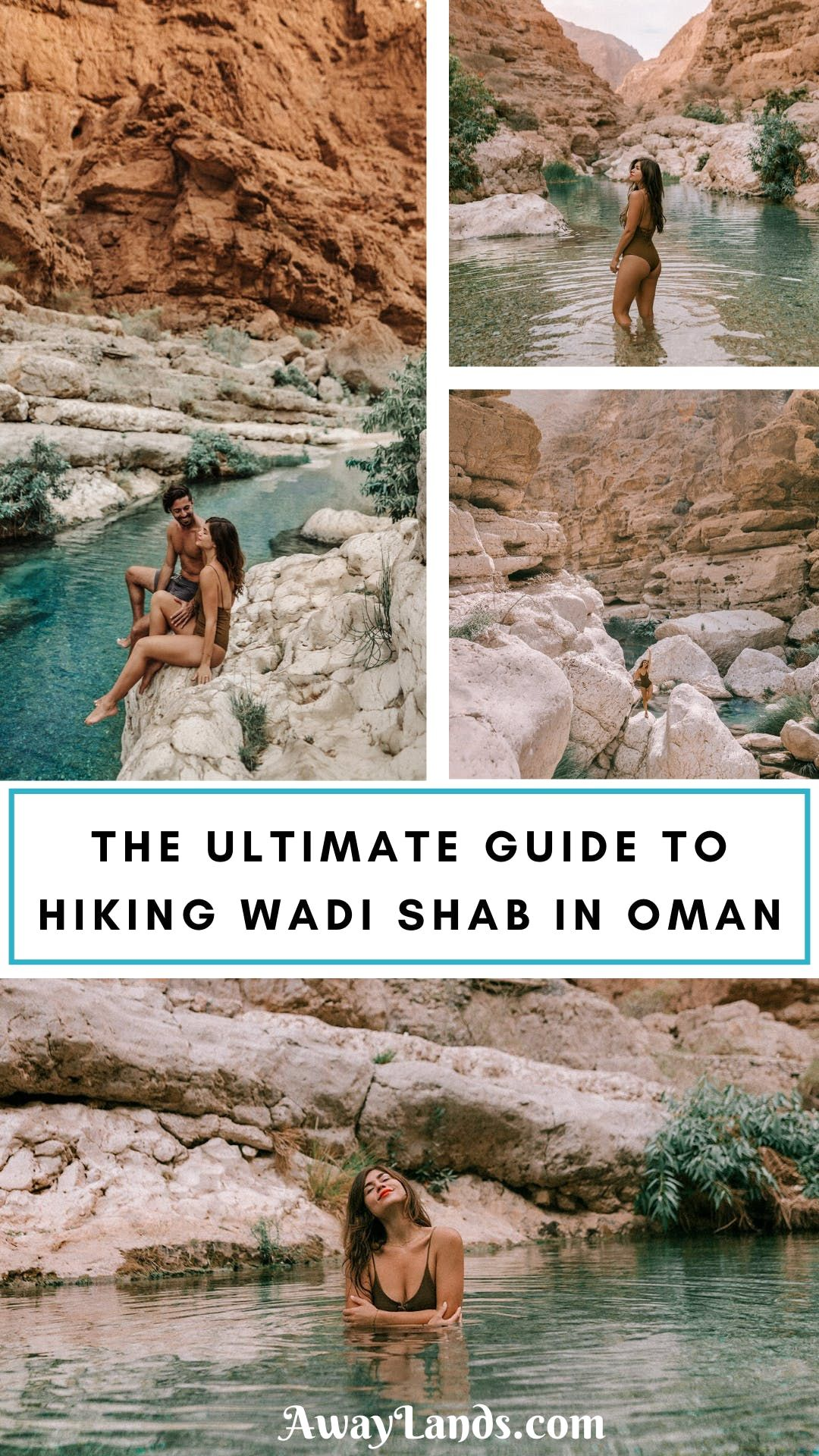 The Wadi Shab, Oman Hike - Everything You Need To Know
