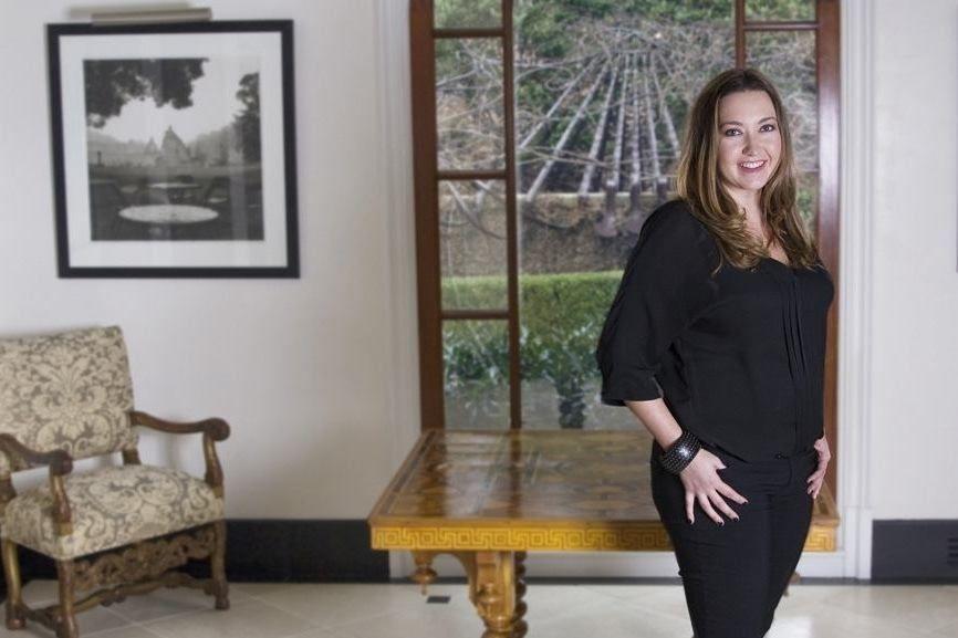 Interior Designer Crush Karen Ferguson Dreamy designs