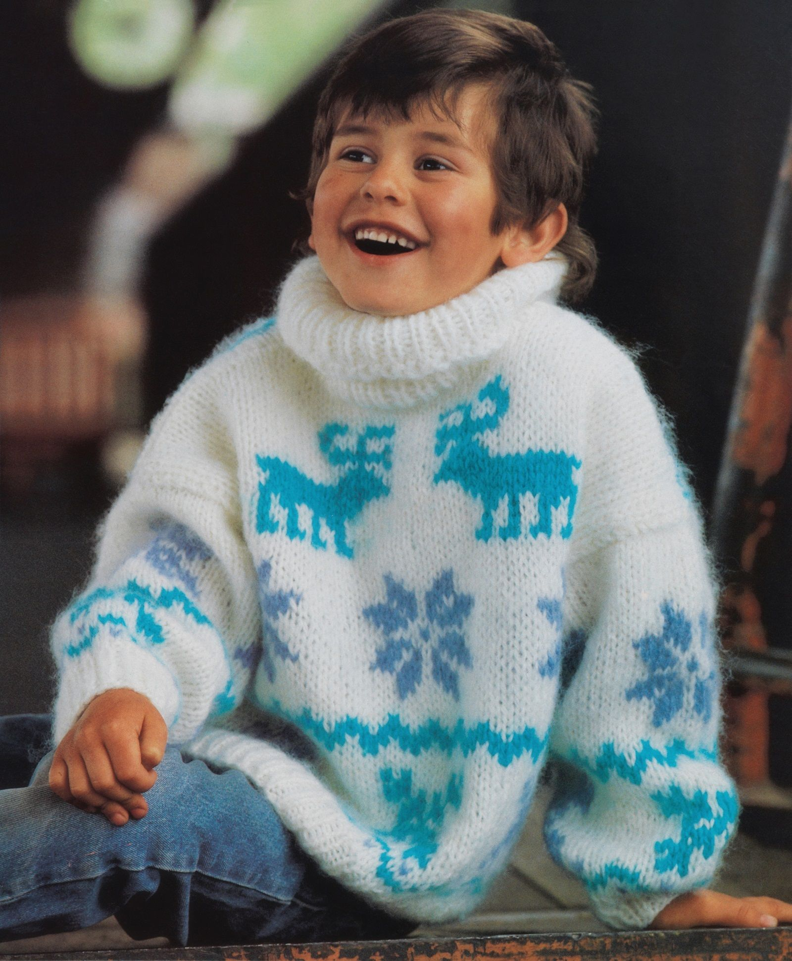 mohair pinterik0   Mohair sweater and Child