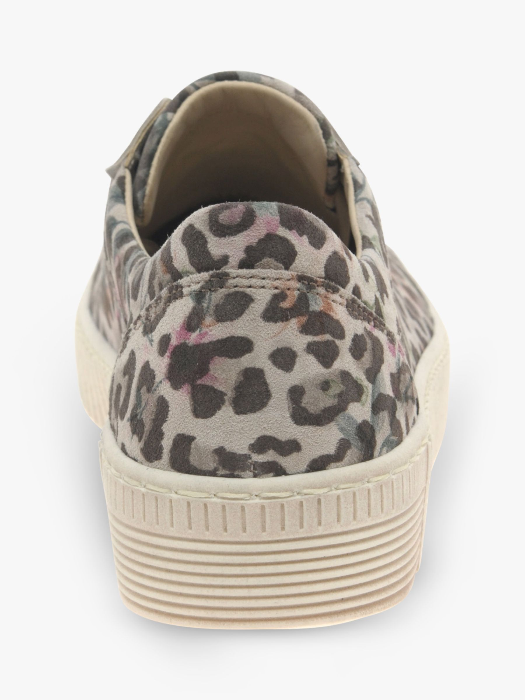 Gabor Wright Low Top Nubuck Trainers