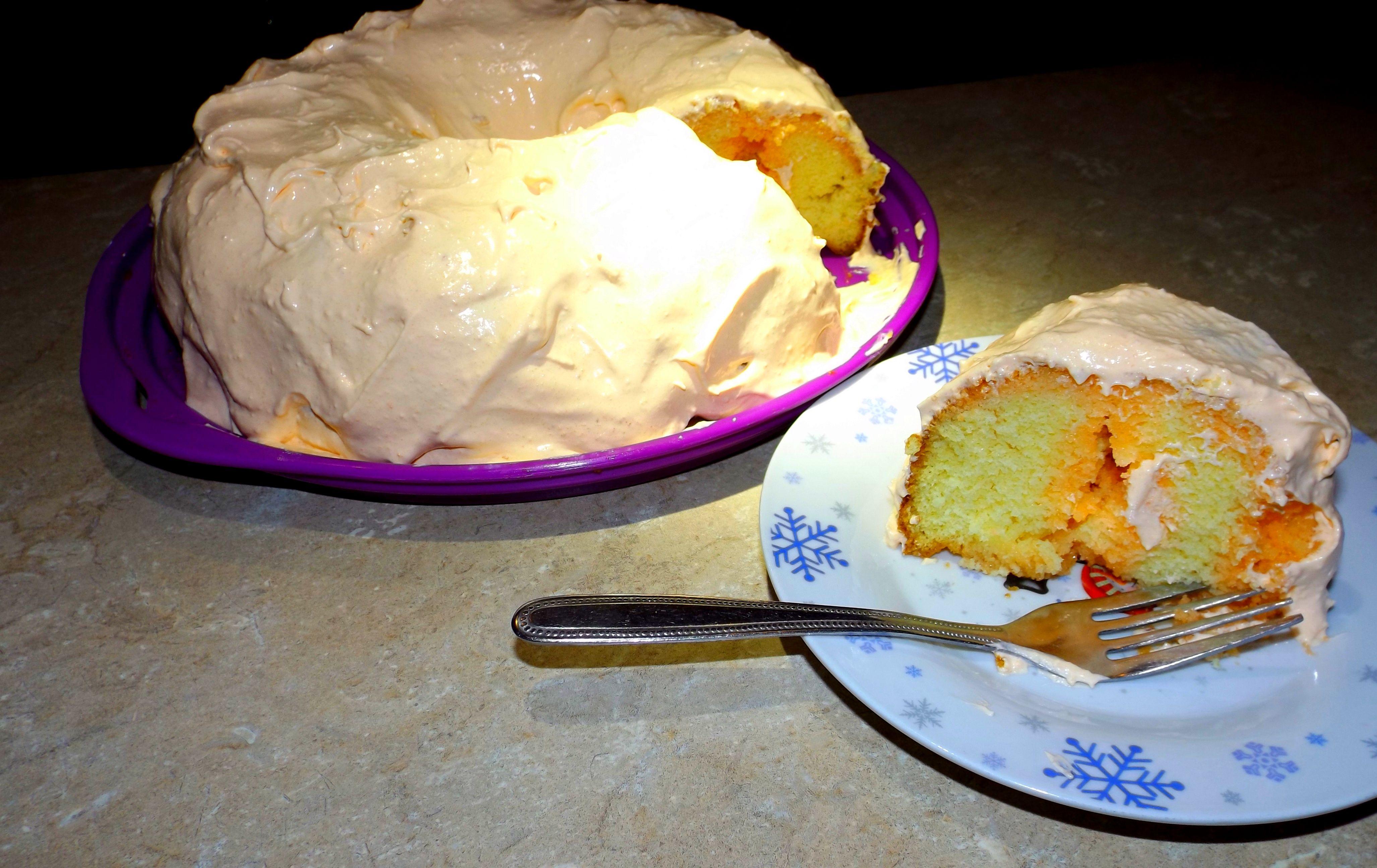 Creamsicle cake creamsicle cake creamsicle desserts