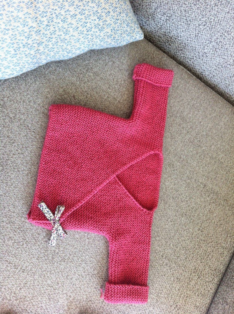 tuto tricot facile pour bebe