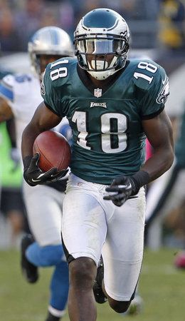 9752224bfe0 Jeremy Maclin # 18 Philadelphia Eagles WR College:Missouri | sports ...