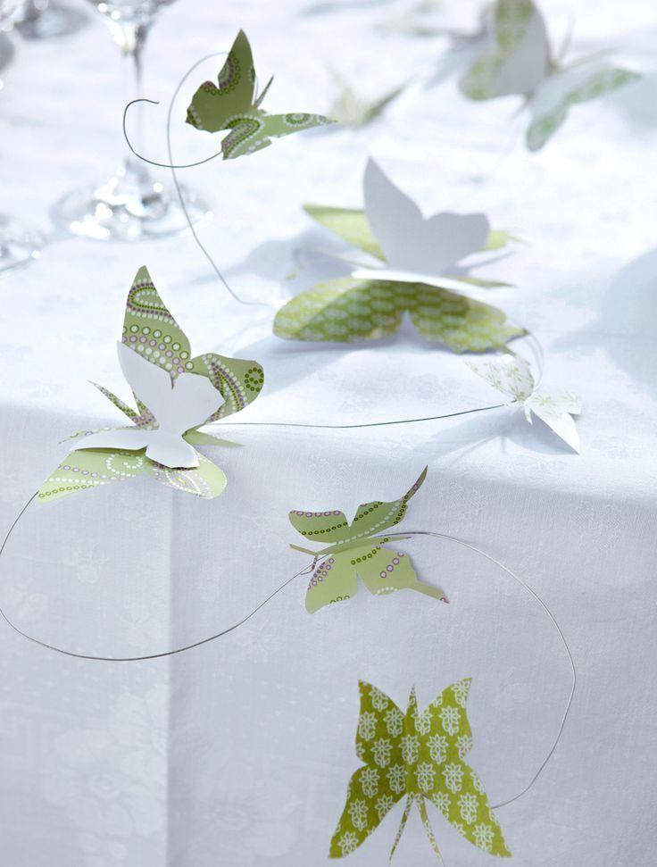 Tischdeko Aus Papier