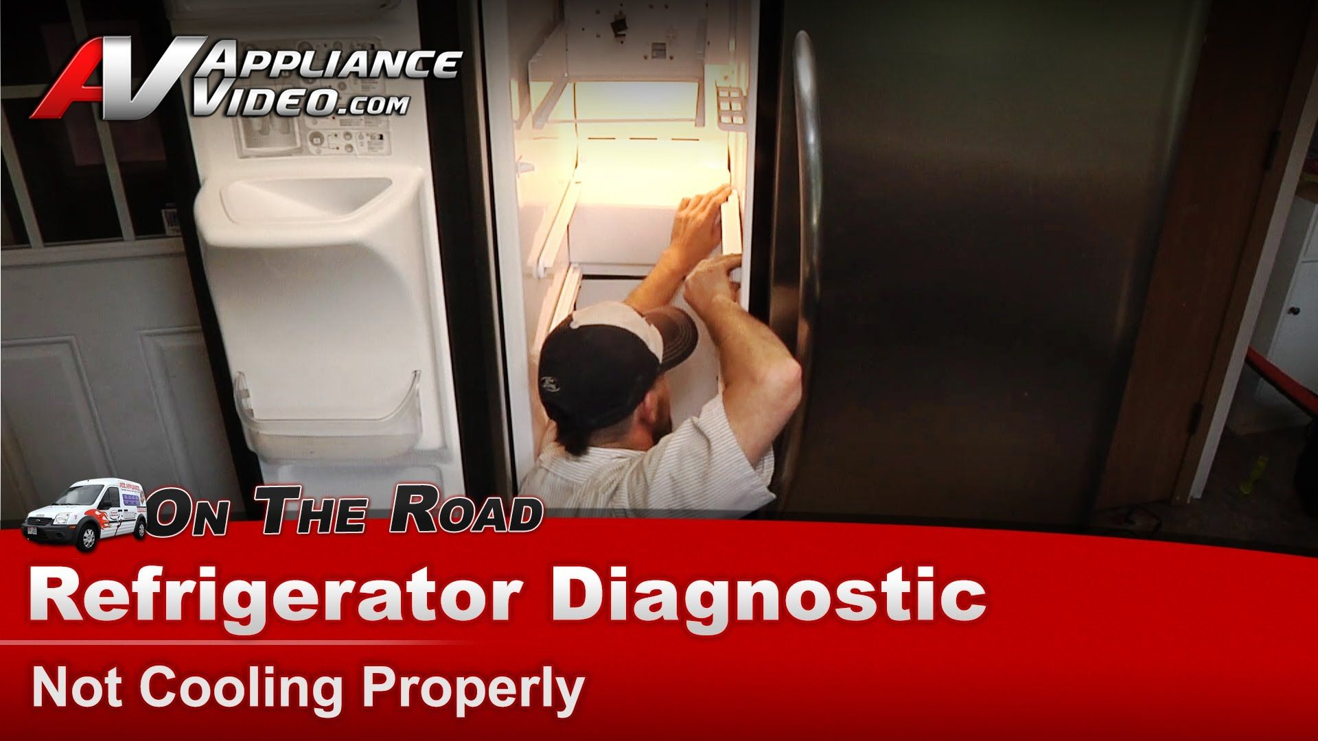 Frigidaire Refrigerator Diagnostic Not Cooling Properly