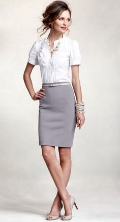 Pin by Skirt palace on Pencil skirts | Pinterest | Striped tee ...