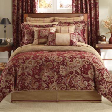Croscill Classics 174 Manchester 4 Pc Comforter Set