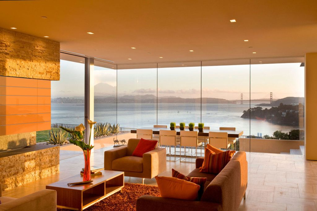 San-Francisco-Bay-View-Residence_1 Deco intérieur Pinterest