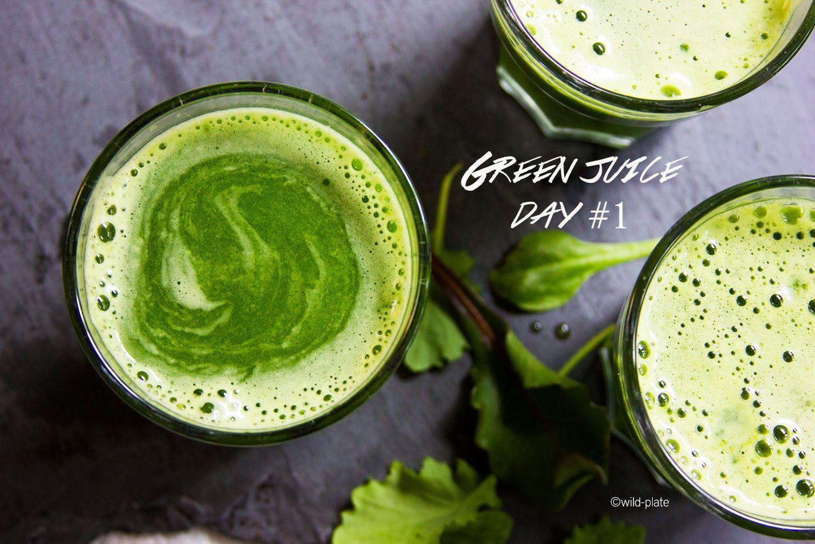28 day juice challenge