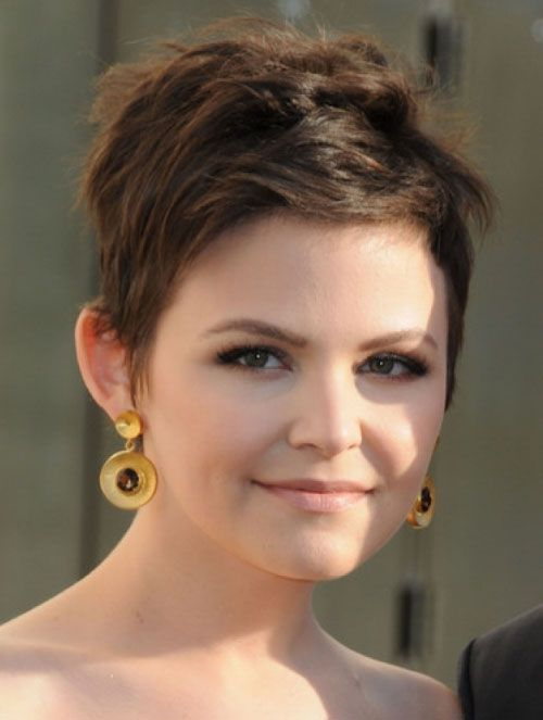 Admirable 1000 Images About Round Face Shape On Pinterest Bobs Round Short Hairstyles Gunalazisus
